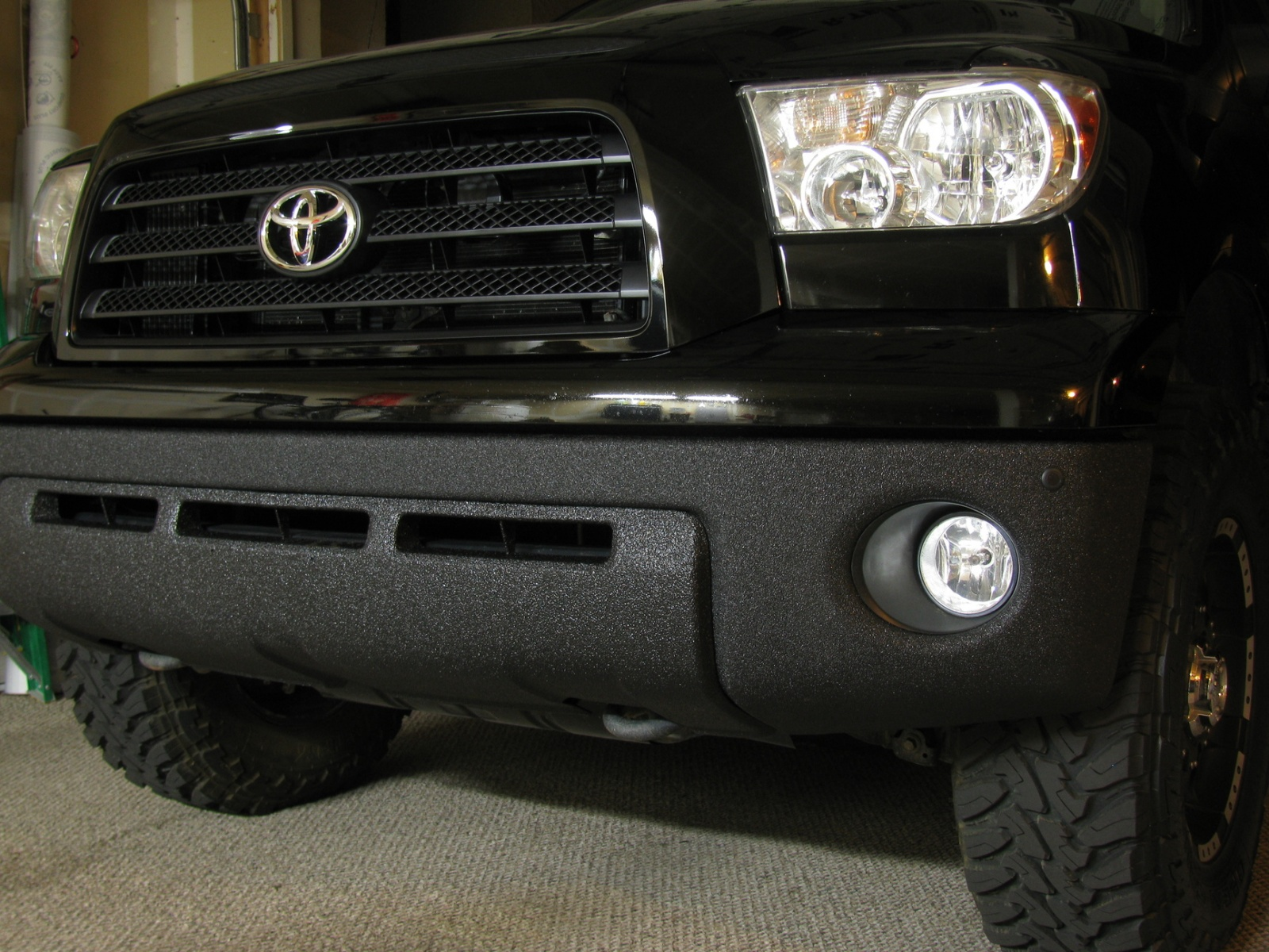 Powder coating | Toyota Tundra Forums