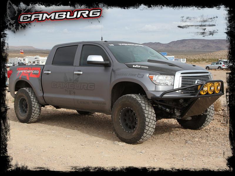 2010 Tundra 4x4, Crewmax, Platinum Pre-Runner For Sale - $50k