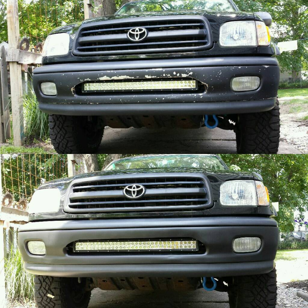 1st Gen Light Bar Picts Toyota Tundra Forums