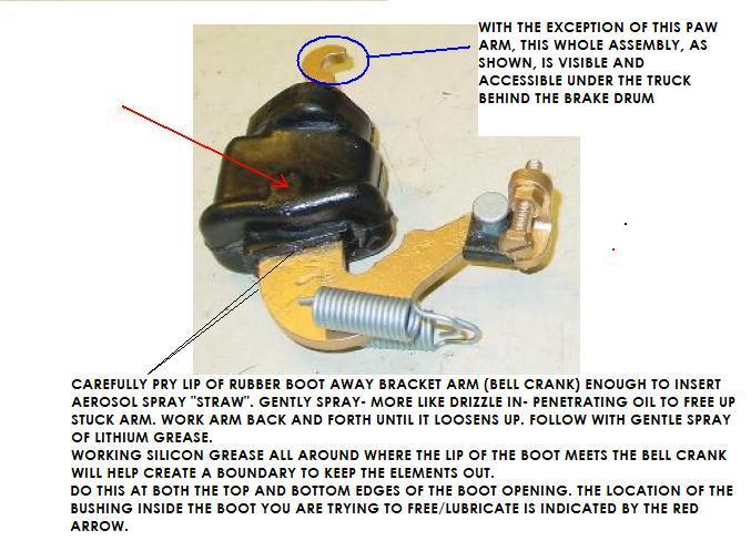 TOYOTA 47625-60030 Parking Brake Bell Crank