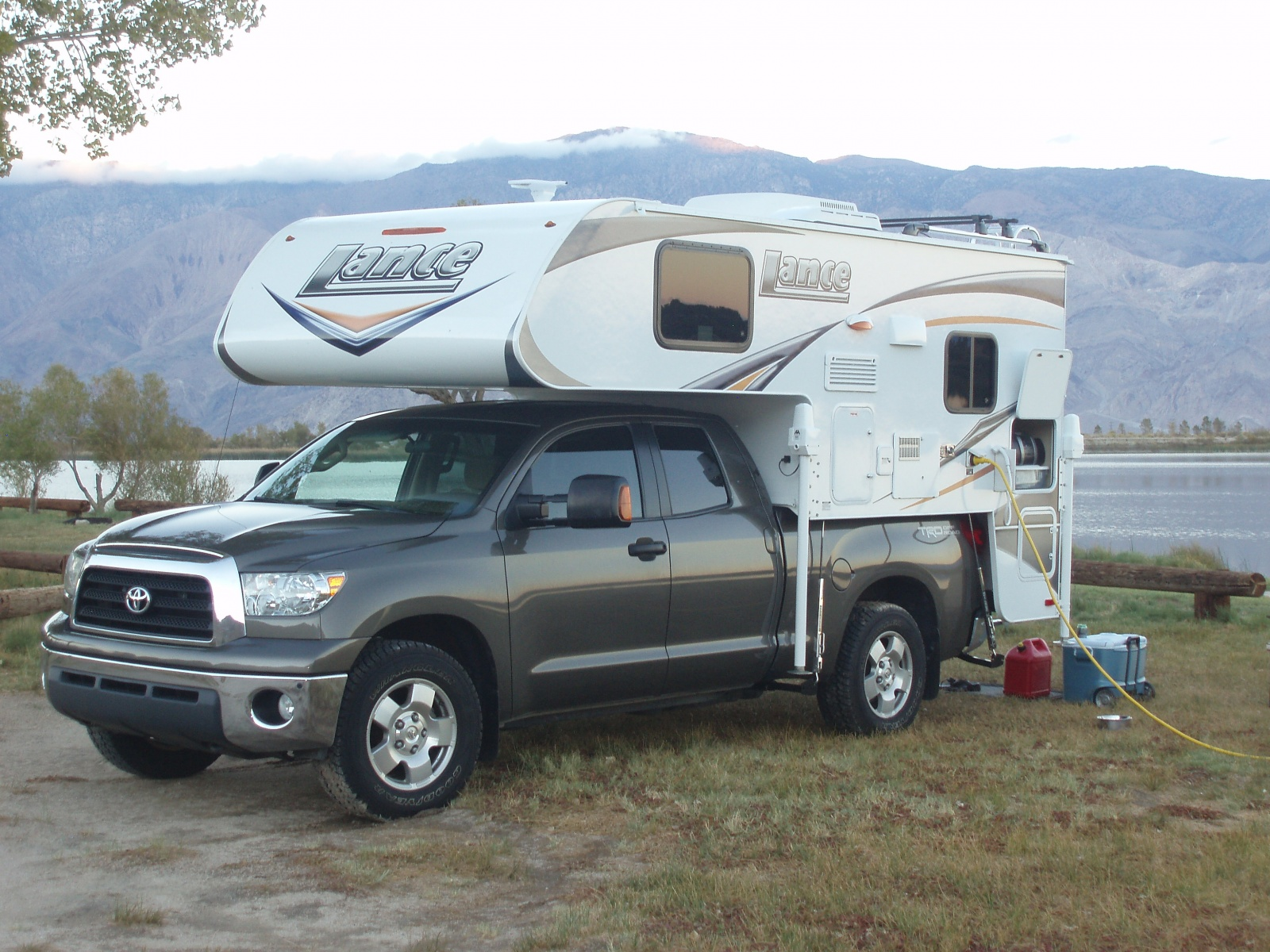Tundra crowned King Truck Camper   Page 4   Toyota Tundra Forums