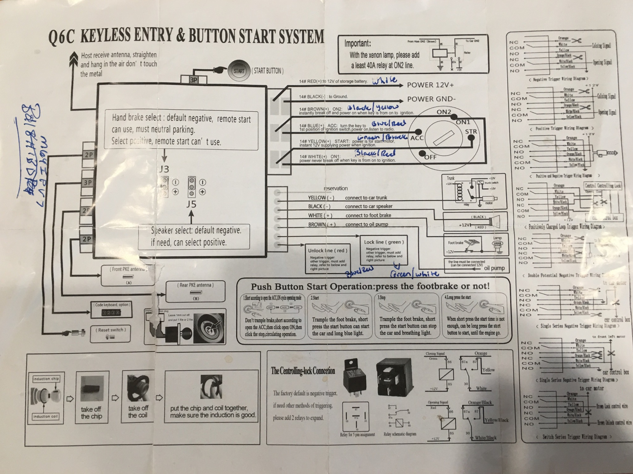 [QMVU_8575]  Aftermarket Alarm Install - Easy or Hard? | Toyota Tundra Forums | Lexus Alarm Wiring Diagram |  | Tundra Solutions