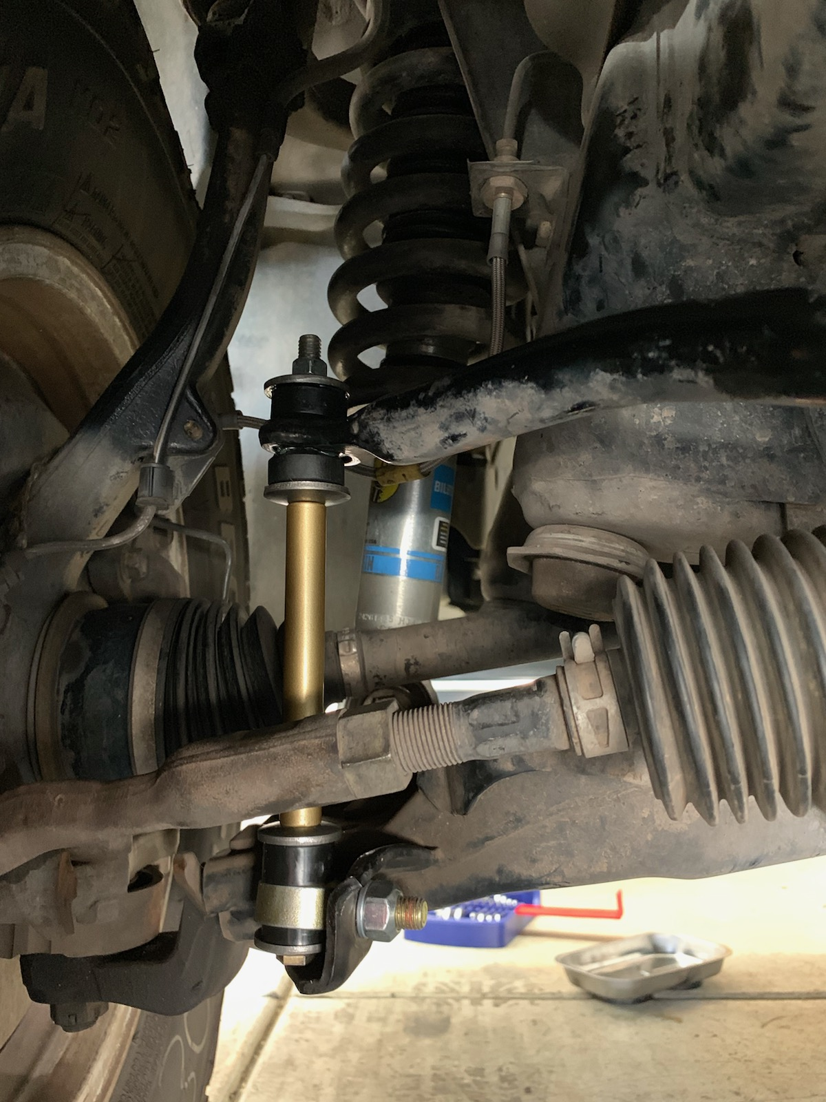 Sway Bar End Links Toyota Tundra Forums