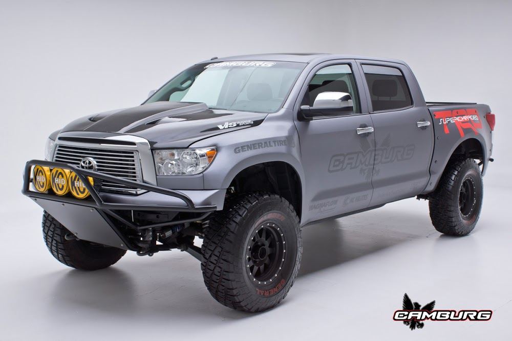 2010 Tundra 4x4, Crewmax, Platinum Pre-Runner For Sale - $50k