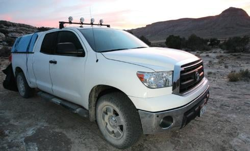 Showcase cover image for 2010 Tundra Double Cab