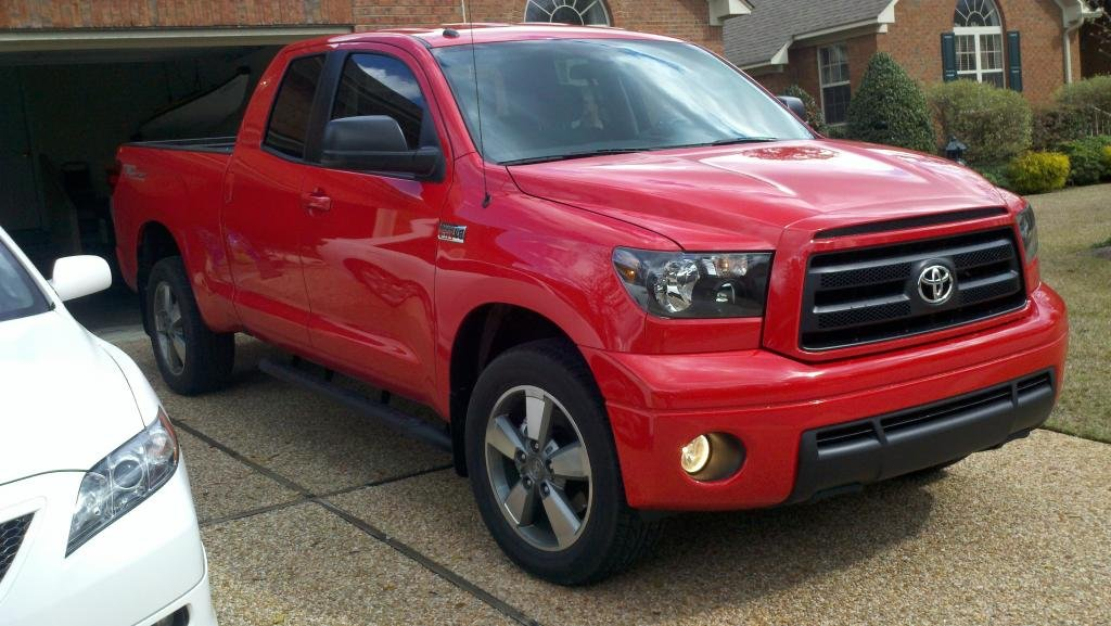 Showcase cover image for 2012 Tundra TRD Sport