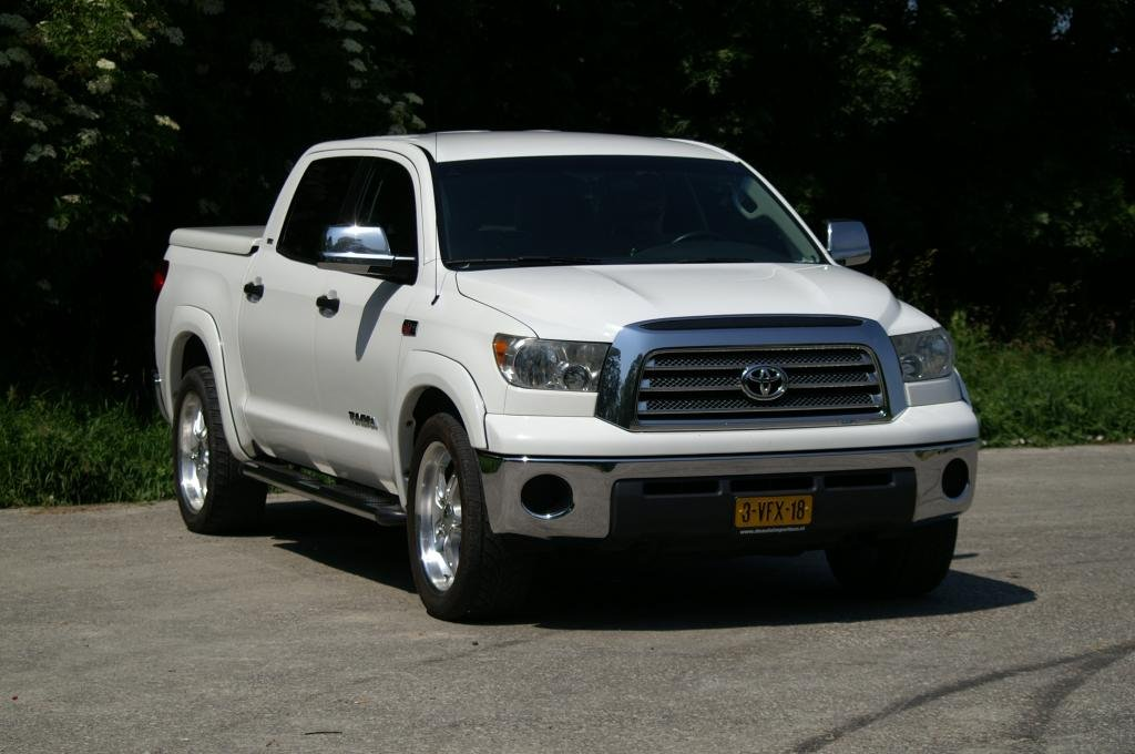 Showcase cover image for Blast's 2007 Toyota Tundra