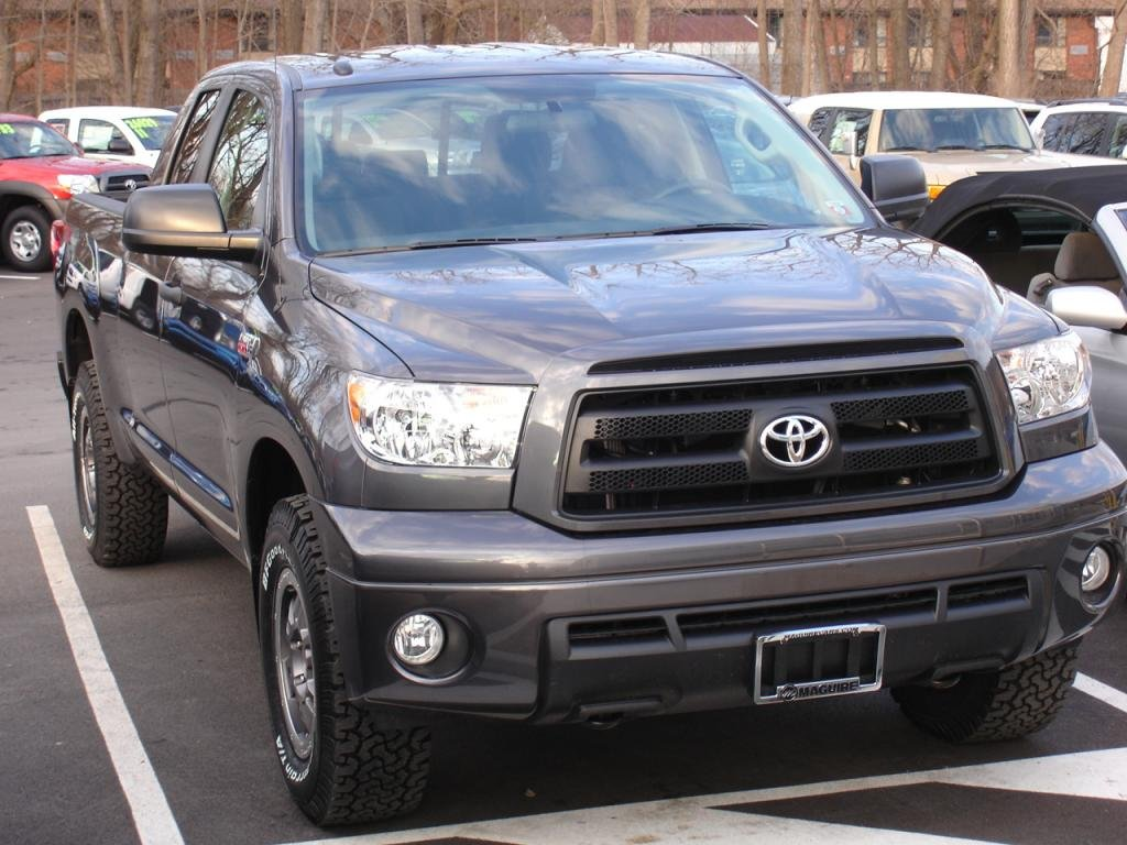 Showcase cover image for DMGPMAN's 2011 Toyota 5.7 DC 4x4 RW