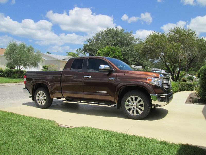 Showcase cover image for FL_Tundra's 2014  Double Cab