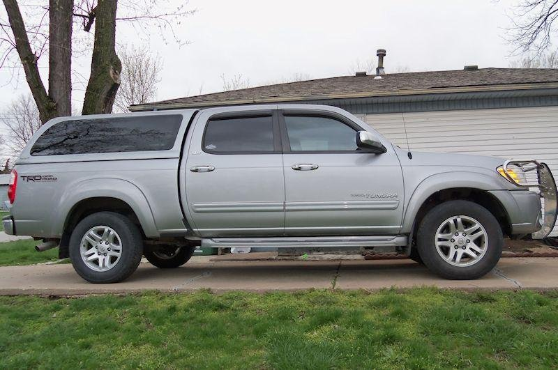 Showcase cover image for lijian's 2005 Toyota Tundra