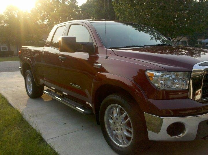 Showcase cover image for mpirkel85's 2007 Toyota Tundra DC