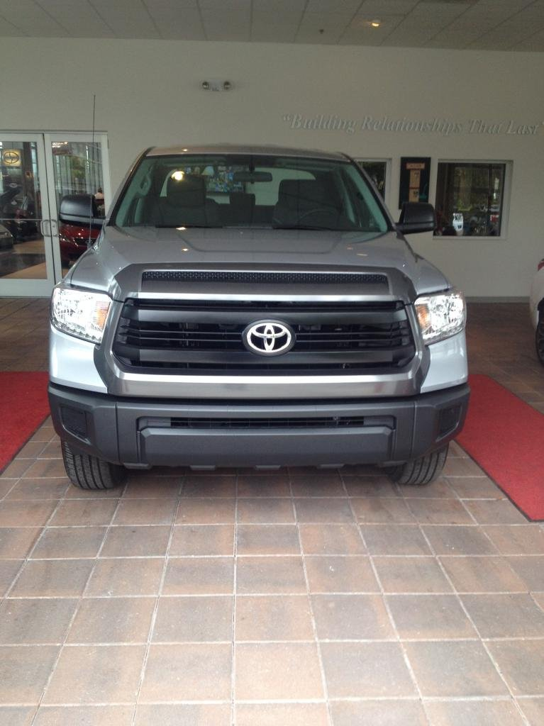 Showcase cover image for Toyota Tundra