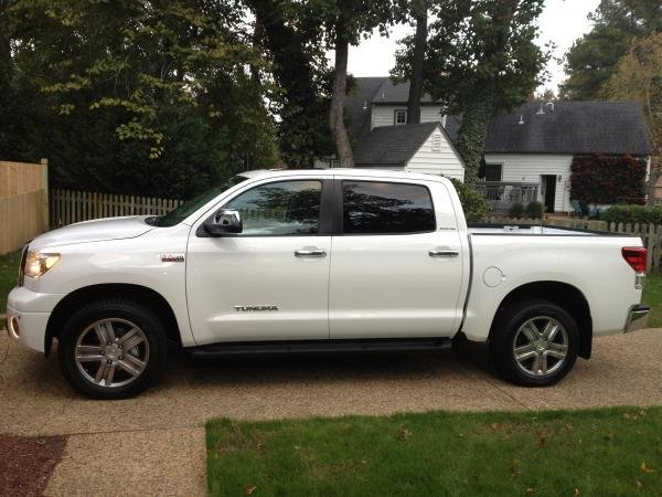 Showcase cover image for wcurtishollowell's 2012 Toyota Tundra Crewmax Limited 4x4