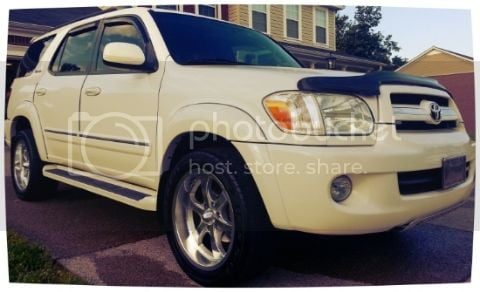 Toyota Sequoia Shaking 2004 at 70 MPH   Toyota Tundra Forums