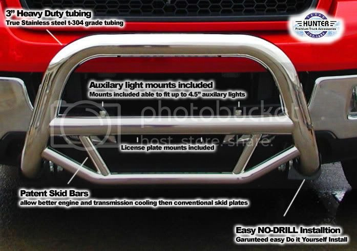 Hunter Bull Grill ***PICTURE*** | Toyota Tundra Forums
