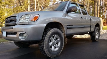 Clunk under cab when turning | Toyota Tundra Forums