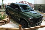 2020 Toyota Tundra at the 2019 Los Angeles Auto Show